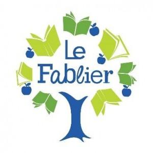 Nouveau logo le Fablier